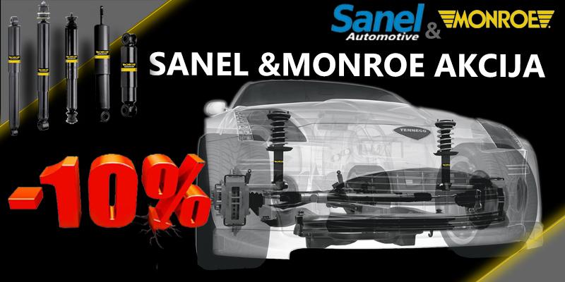 Monroe Sanel